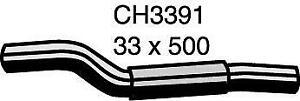 Mackay Radiator Hose (Top) CH3391 fits Toyota Camry 3.0 V6 (MCV36R)