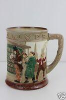 Royal Doulton Charles Dickens Oliver Twist Story Large Tankard Mug c1949