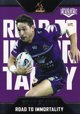 NRL 2015 ELITE RUGBY LEAGUE - Billy Slater Case Card CC2/3 #NEW