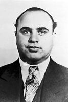 New 5x7 Photo: Mugshot of Infamous Mobster Gangster Al Capone