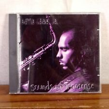 AUTOGRAPHED rare David Car Jr. Sounds of Innosense CD Album Big Toe 1995 M-