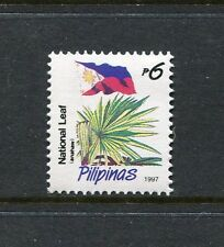 Philippines 2466, MNH. 1997 February 26  Philippine Flag with National Symbols