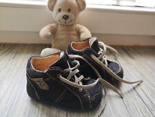 Däumling Schuhe Baby Lauflernschuh/Halbschuhe Babyschuhe TIMMY in Größe 18