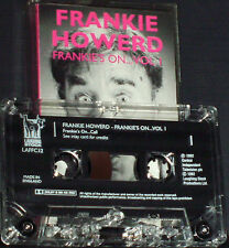 FRANKIE HOWARD FRANKIE'S ON .. VOL 1  CASSETTE from ITV series Laughing  Stock
