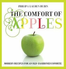 The Comfort of Apples: Modern Recipes for an Old-Fashioned Favorite-ExLibrary