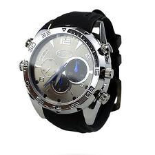 Waterproof full hd 16GB 1080P ir vision nocturne caméra espion dvr en bracelet montre W5