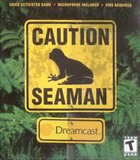 Seaman - Dreamcast Game