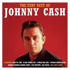 Johnny Cash - Very Best of (2013) [3 CD]