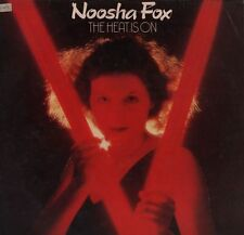 "Noosha Fox(12"" Vinyl)The Heat Is On-Chrysalis-CHS 12 2337-UK-1979-VG/Ex"