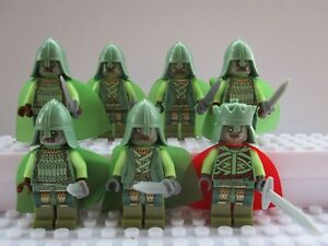 Lord Of The Rings The Hobbit Army Of The Dead Toy Mini Figures Models Toys