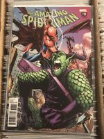 AMAZING SPIDER-MAN #798 HUMBERTO RAMOS CONNECTING VARIANT COVER 1st RED GOBLIN