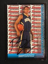 Danny Granger Pacers signed 2005 Bowman RC Rookie auto autograph card #112