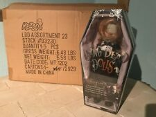 MEZCO LIVING DEAD DOLL SERIES 23  AGATHA  *RARE* BNIB SEALED