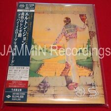 ELTON JOHN - Goodbye Yellow Brick Road - Japan Mini LP SACD-SHM - UIGY-9052 - CD
