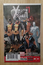 ALL NEW X-MEN 1 NO DEADPOOL DYNAMIC FORCES EXCLUSIVE COVER 28/35 SIGNED STAN LEE