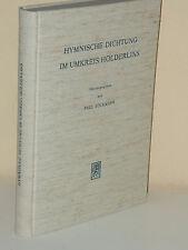 Paul Böckmann (Hg.): hymnische juntas en un radio Hölderlins. una antología