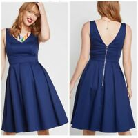 ModCloth Triumphantly Timeless Pleated Dress NWOT