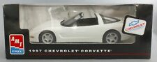 AMT / Ertl 1/25 Scale 1997 Boxed Arctic White Chevrolet Corvette