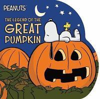 The Legend of the Great Pumpkin [Peanuts]