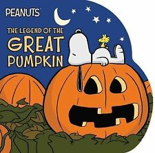 Peanuts: The Legend of the Great Pumpkin by Charles M. Schulz (2017, Board Book)