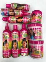African Pride Dream Kids Olive Miracle  Full Range