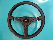 Porsche 924/944 Steering Wheel - NEW Leather