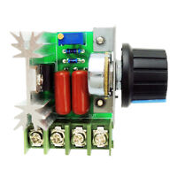 PWM DC Motor Speed Control Controller with OverLoad Protect Adjustable
