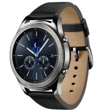 Samsung Gear S3 Classic SM-R770 Smartwatch SM-R770NZSAXAR 46mm Stainless Steel