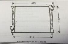 Mini Cooper S Radiator (R52/R53)