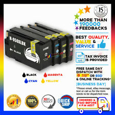 4pcs NoN-OEM Ink 950 951XL for HP Officejet pro 8100 N811 8600 8610 8620 8630