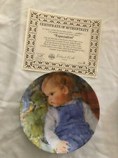 Frances Hook Legacy Complete Set Of 6 Knowles Collector Plates Orig. Box & Coa