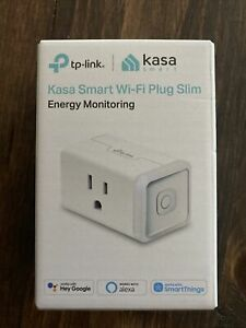 [New] TP-LINK Kasa Smart Plug Slim KP115 Plug-In Socket Controller