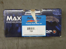 BRAND NEW MAXSTOP 720 REAR BRAKE SHOES FITS VEHICLES LISTED ON CHART