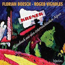Krenek / Boesch - Krenek: Reisebuch Aus Den Osterreichischen Alpen [New CD]