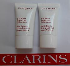 Clarins Bust Beauty Extra-Lift Gel Shapes & Tightens 15ml x 2 = 30ml