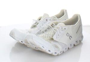 19-45 $130 Women's Sz 9 M On QC Cloud Running Shoe In White