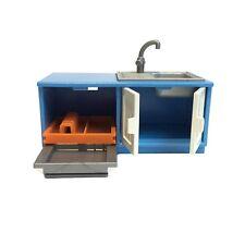 Playmobil Puppenhaus Küche modern 5329 Waschbecken und Geschirrspüler