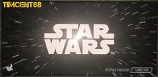 Ready! Hot Toys Star Wars Light Box New
