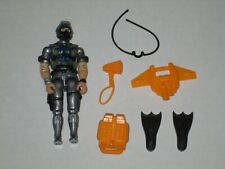 GI Joe 1986 Mission to Brazil wet suit 100% Complete