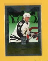3932 1995-96 Donruss Elite Die Cuts Uncut #32 Mike Modano STARS BK$12.50