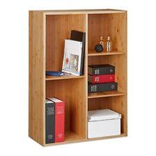 Avec 5 étagères Bibliothèques pour le bureau