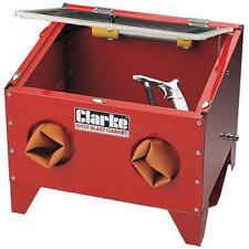 CLARKE CSB20B Heavy Duty Blast Cabinet (7640110) Next Day Delivery