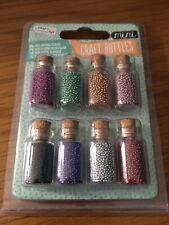 Mini Craft Bottles Brand New