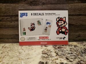 Super Mario Bros 3 Classic 8 Bit Tech Decal  NEW