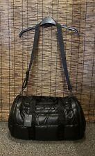 DKNY Duffle Sports Gym Travel Weekender Luggage Bag Black New RRP £210.00