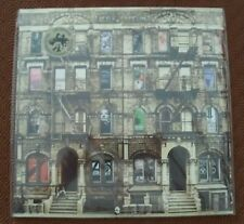 "LED ZEPPELIN ""THE ALTERNATE PHYSICAL GRAFFITI"" DOUBLE COLOURED LP DEMOS SWINGIN'"