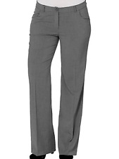Sheego @ Kaleidoscope Size 18 Grey Tailored Stretch TROUSERS Flattering £55 Fab