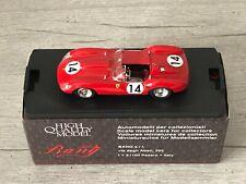 BANG LM 7138 Ferrari 250 TR Testa Rossa #14 24h Le Mans 1958 1/43