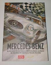 Mille Miglia - Mercedes Benz Modellautos