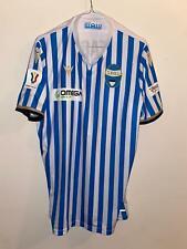 Maglia indossata SPAL - Ferralpisalò PETAGNA COPPA ITALIA match worn MILAN